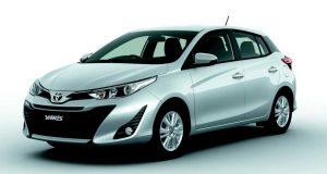Toyota confirmó la producción del Yaris en Brasil