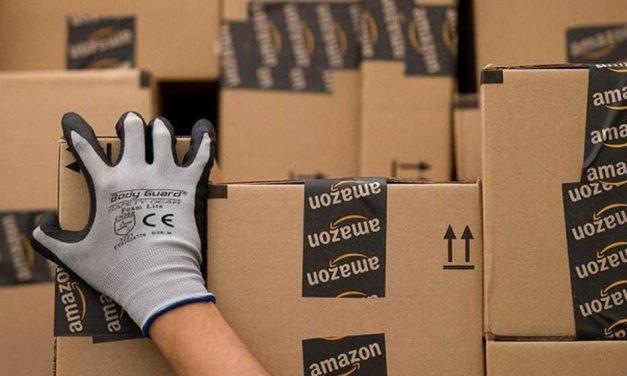 Amazon competirá con FedEx y UPS
