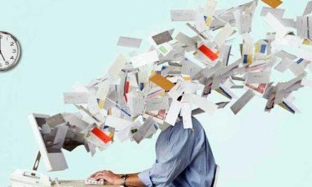 ¿Está Internet y el exceso de información haciéndonos menos productivos?