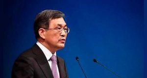 CEO de Samsung anuncia su renuncia