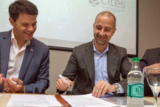 Novartis y CITES firmaron un convenio para la promoción de nuevas empresas de base científica y tecnoló gica