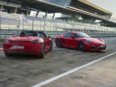 Nuevos Porsche 718 GTS: diseño y deportividad
