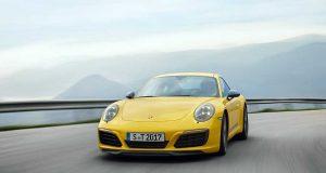 Nuevo Porsche 911 Carrera T: menos es más