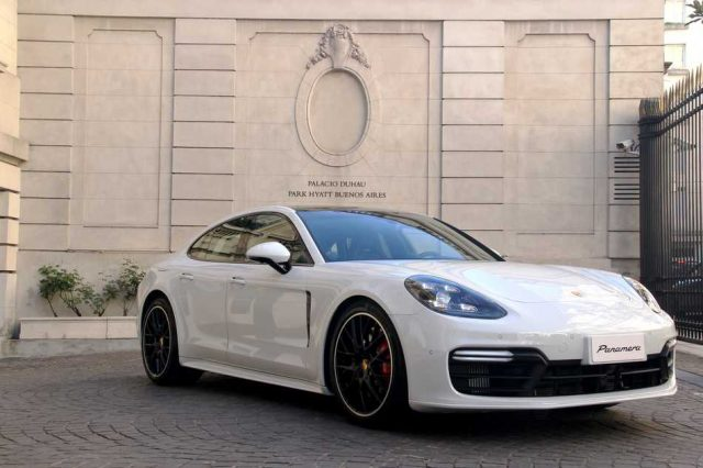 Argentina recibe el completamente renovado Porsche Panamera