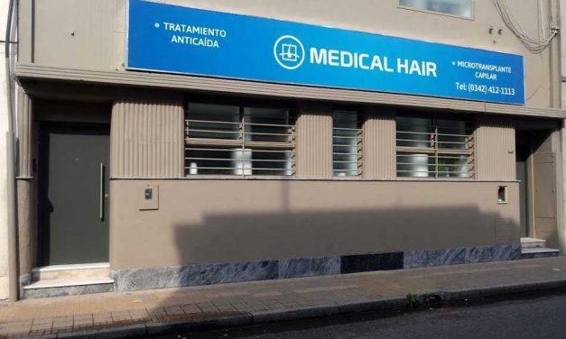 Medical Hair inaugura nueva sucursal en Santa Fe