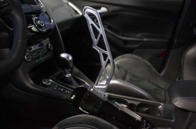 Ford lanza el primer freno de mano electrónico del mundo