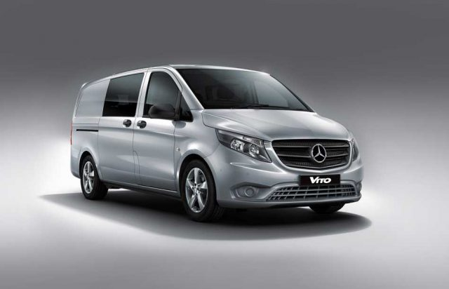 Nueva Vito Plus de Mercedes-Benz