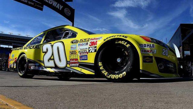 Goodyear y NASCAR extendieron su acuerdo histórico