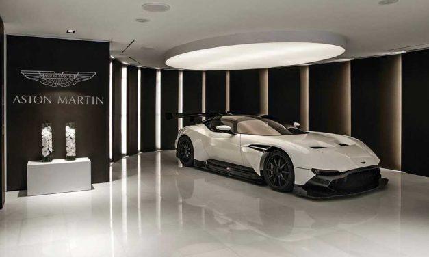 ¿Aston Martin yo te conozco?