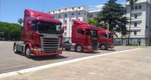Scania presentó sus novedades de cara al 2018