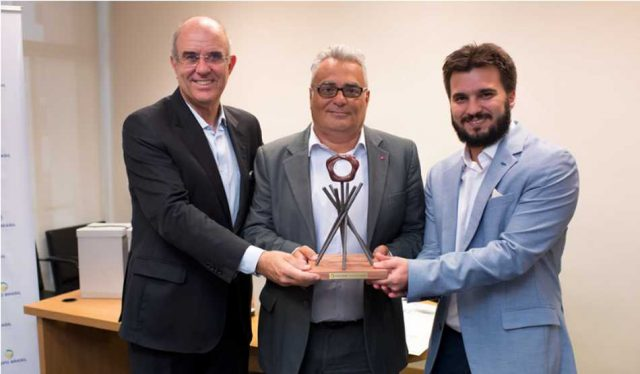"""Algar Tech gana premio a la """"Generación de Empleo"""""""