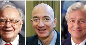 Amazon y JP Morgan invierten en la salud