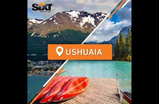 Sixt Argentina llega a Ushuaia