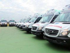 Ambulancias Sprinter hechas en la Argentina potencian el Servicio de Salud Pública en Paraguay