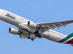 Alitalia distinguida como la compañía con la mejor comida a bordo