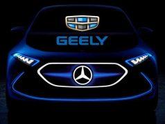 Geely busca ser el mayor accionista de Daimler