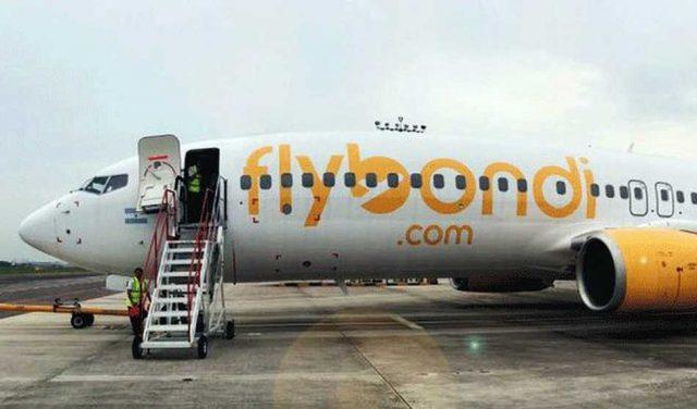 Flybondi pudo partir tras dejar a los pasajeros 17 horas en Bariloche