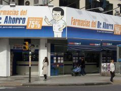 Dr. Ahorro se va de Chile