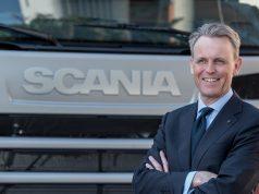 Cambios en la Dirección General de Scania Argentina