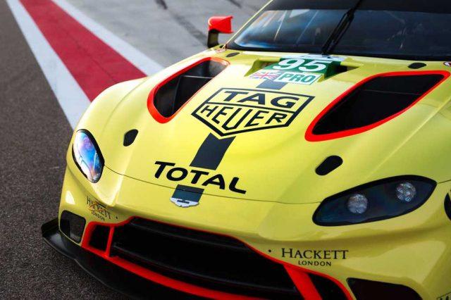 TAG Heuer se convierte en socio oficial de Aston Martin