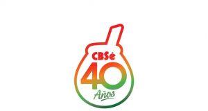 CBSé cumple 40 años y presenta su logo aniversario
