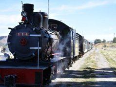 La Trochita Retro, un viaje al pasado para conmemorar el Aniversario de Esquel