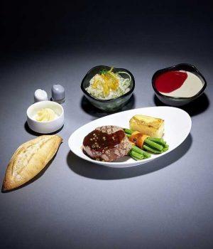 """Lufthansa ofrecerá un menú """"A la carta"""" complementario"""