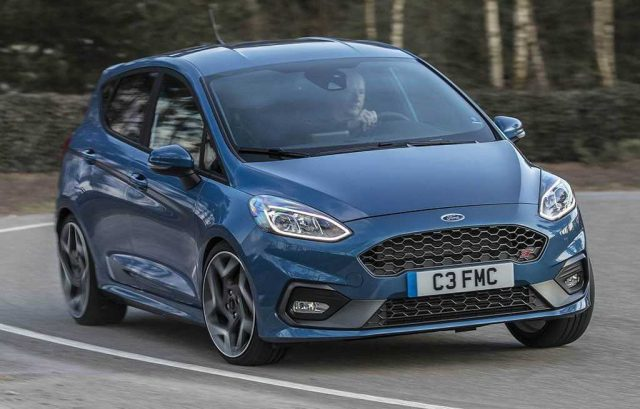 España: El Ford Fiesta ST llega con tres cilindros y 200 CV