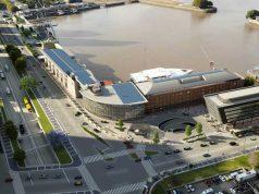 Buquebus puso en funcionamiento central de energía solar en su Terminal de Puerto Madero