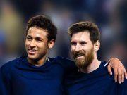 Mastercard reúne Messi y Neymar en un movimiento social para terminar con el hambre infantil