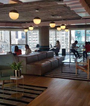 Algar Tech se mudó a We Work apostando a un nuevo estilo de oficinas