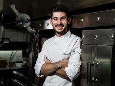 Álvaro de Frutos, el nuevo chef de El Manto
