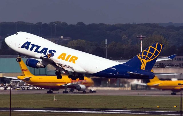 DHL Global Forwarding agrega un segundo vuelo alrededor del mundo