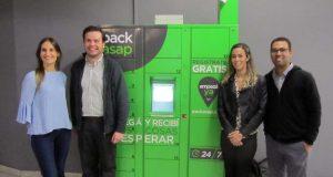 Dirección Packasap: eLockers inteligentes para retirar tus próximas compras Online
