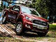 Ford Argentina presenta novedades para la Ranger