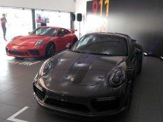 Porsche Argentina libera más de 1.100 caballos de potencia