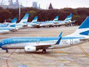 Aerolíneas Argentinas lleva incertidumbre al sector turístico