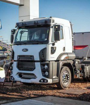 Ford Camiones presenta nuevos modelos con motores más potente