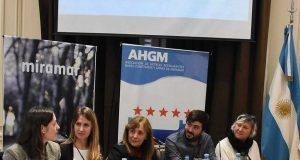 Miramar presentó su oferta turística de invierno en la Ciudad de Buenos Aires