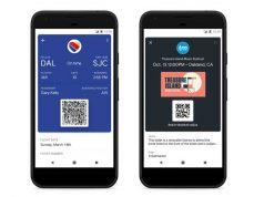 Ahora se puede enviar dinero y tener entradas con Google Pay