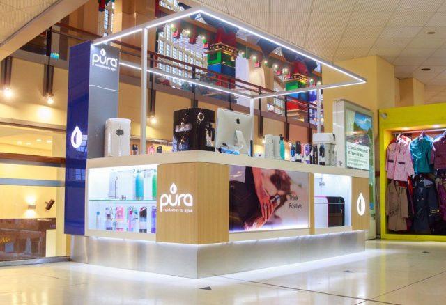 Pura abre nueva sucursal en Shopping Abasto