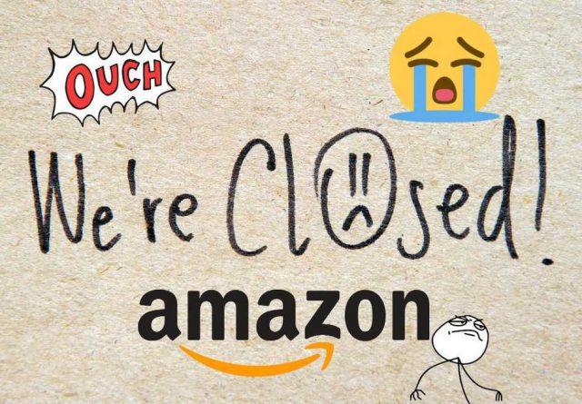 Innovación: Los 7 motivos por los que Amazon puede cerrar tu tienda