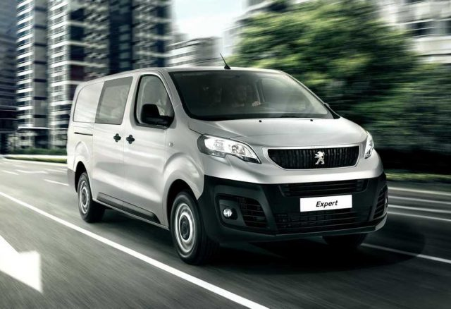 Nuevo Peugeot Expert de 6 plazas