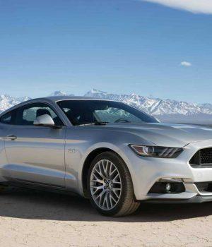 Ford celebra la producción de su Mustang N° 10 millones