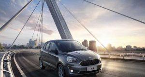 Ford presentó el nuevo Ka para Argentina