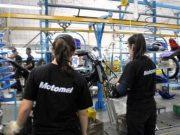 Caída en las ventas: Motomel suspende 15 días a sus trabajadores