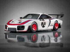 Estreno mundial: nueva versión exclusiva del Porsche 935