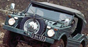 Un todoterreno muy extraño: el Porsche 597 'Jagdwagen'