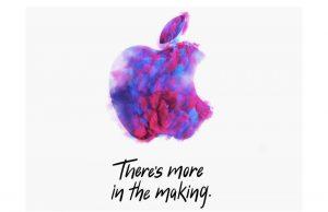 Apple oficializa la fecha para el evento lanzamiento de las nuevas iPad Pro y MacBook