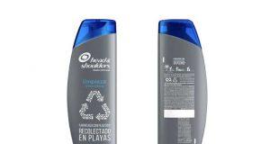 Head & Shoulders lanza en Chile la primera botella reciclable de shampoo
